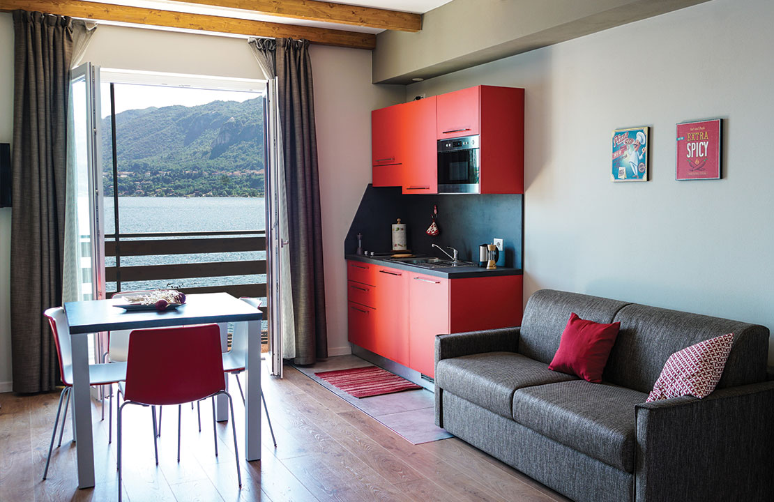 Cascina Tumas Orta Lake Appartamento Vacanza Alpiolo